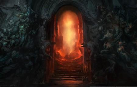 《暗黑破坏神4 Diablo 4》4k游戏高端电脑桌面壁纸3840x2160