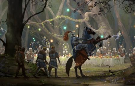 模拟山羊 征服之歌Songs of Conquest 4k游戏壁纸