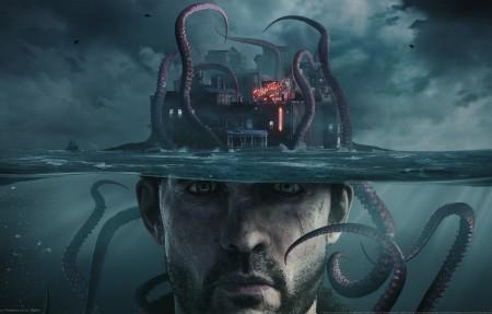 《沉没之城(The Sinking City)》游戏原画4k超高清壁纸精选