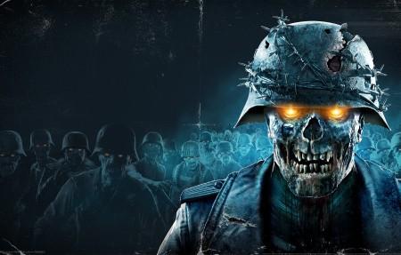 《僵尸部队4:死亡战争(Zombie Army 4: Dead War)》4k游戏高清壁纸极品游戏桌面精选