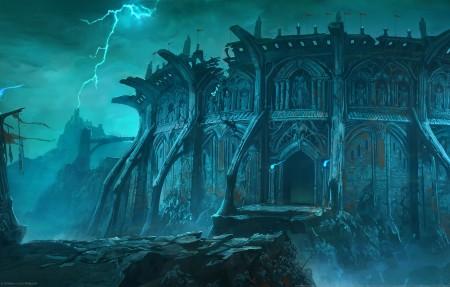 《毁灭战士 永恒 Doom Eternal》游戏原画4k壁纸3840x2160