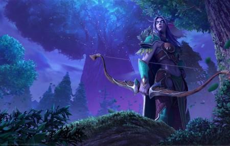《魔兽争霸3:重制版 Warcraft 3: Reforged》4k高清游戏壁纸高端桌面精选3840x2160