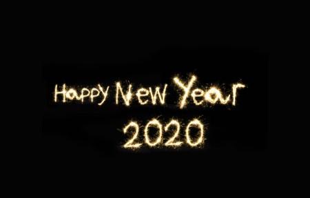 2020新年快乐烟花烟火4k壁纸极品游戏桌面精选3840x2160