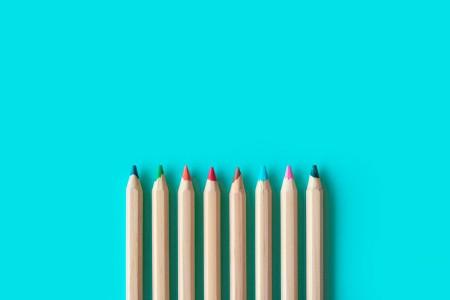 彩色铅笔免费5k素材图片
