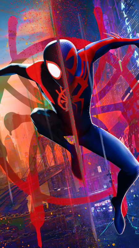 迈尔斯·莫拉莱斯 蜘蛛侠极品游戏桌面精选4K手机壁纸