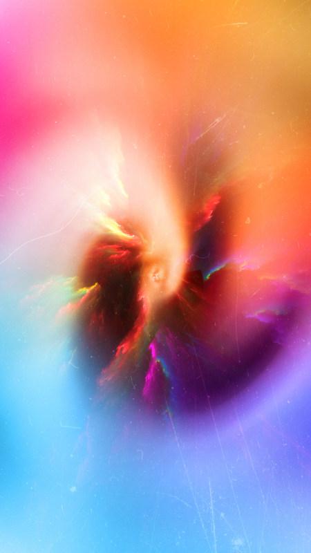 抽象彩色背景极品游戏桌面精选4K手机壁纸