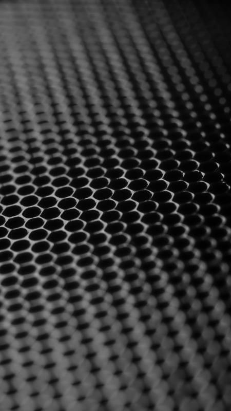 蜂窝状铁网4K高清手机壁纸精选