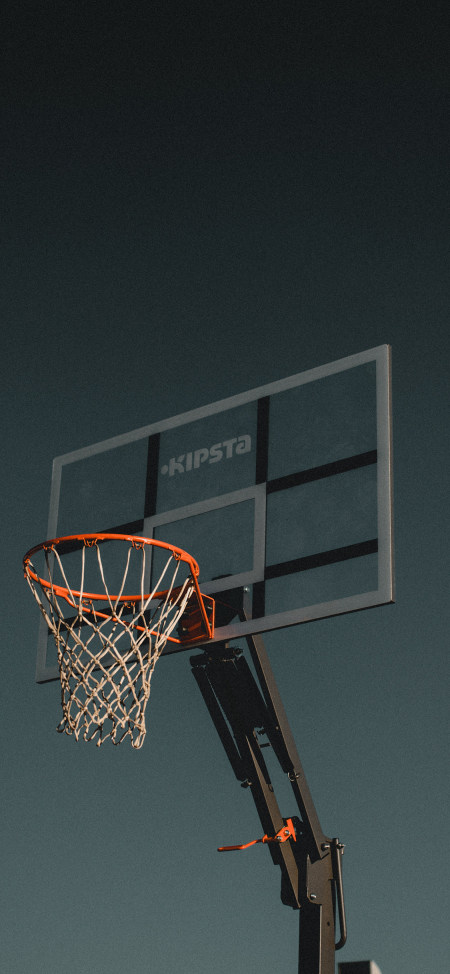 篮球框4K高清手机壁纸精选