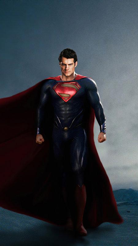 超人:钢铁之躯极品游戏桌面精选4K手机壁纸
