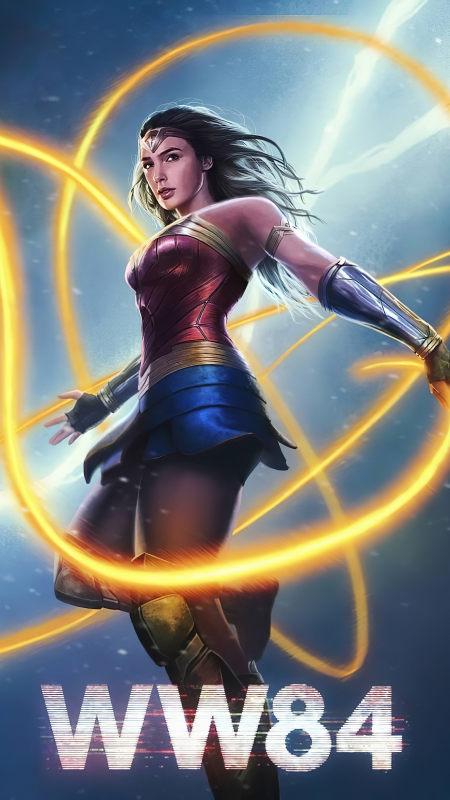 神奇女侠2 盖尔·加朵极品游戏桌面精选4K手机壁纸