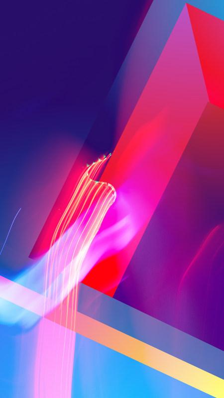 彩色抽象渐变背景极品游戏桌面精选4K手机壁纸