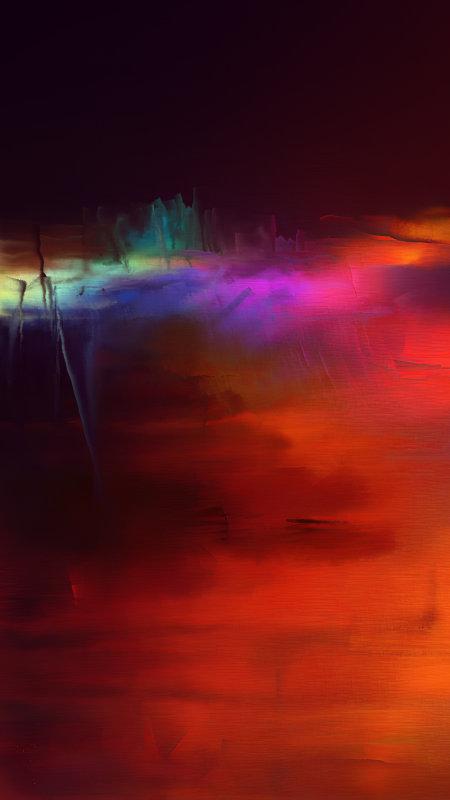 彩色抽象渐变背景4K高清手机壁纸推荐
