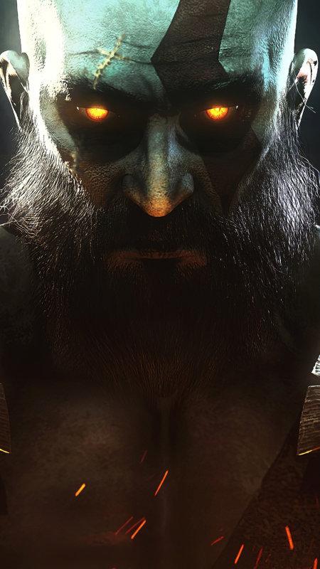 战神:斯巴达之魂极品游戏桌面精选4K手机壁纸