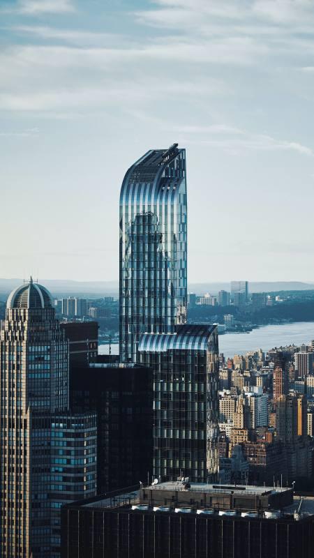 摩天大楼极品游戏桌面精选4K手机壁纸