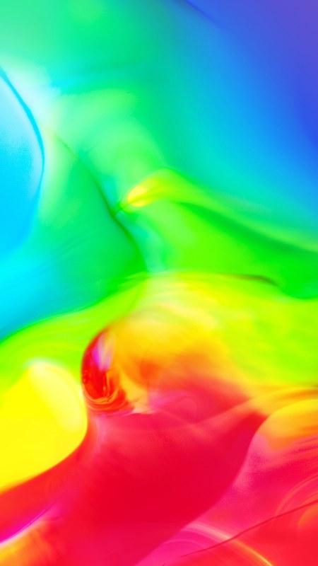彩色渐变背景4K高清手机壁纸推荐