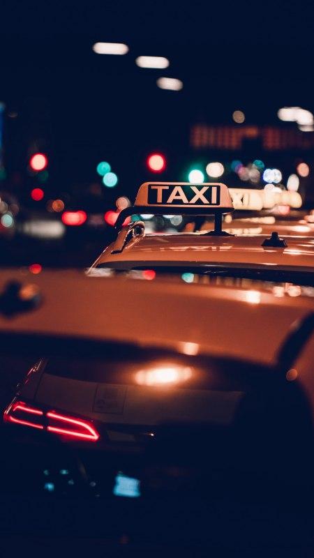 出租车极品游戏桌面精选4K手机壁纸