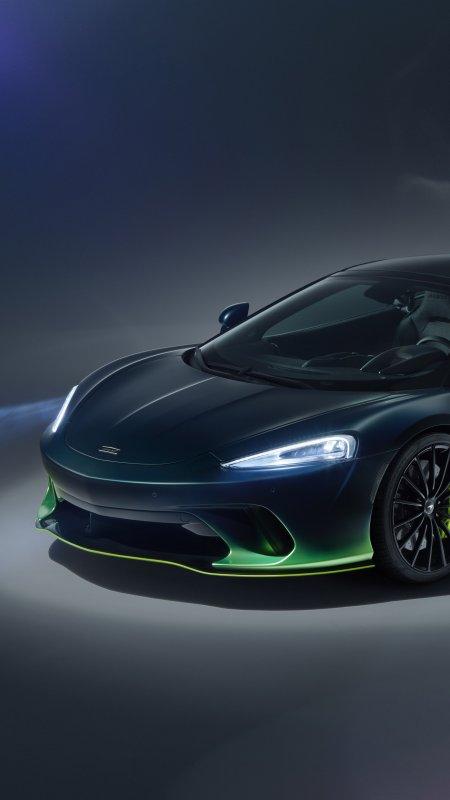 2020款迈凯伦GT Verdant by MSO超级跑车极品游戏桌面精选4K手机壁纸