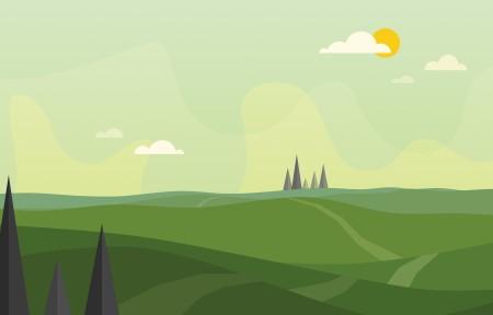 极简主义风景5k壁纸极品壁纸推荐5120x2880