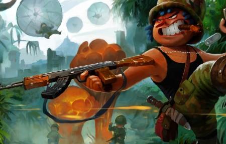 《老兵在线 老兵OL Veterans Online》5120x2160游戏壁纸极品壁纸推荐