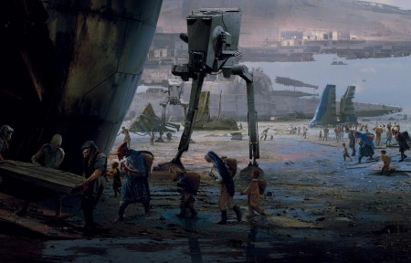 星球大战绝地:陨落的武士团3440x1440高清壁纸极品壁纸推荐
