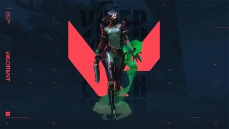 Viper(毒蛇)《Valorant》拳头2020FPS新作 4K游戏高清壁纸高端桌面精选 3840x2160