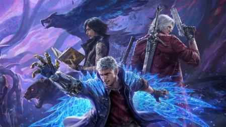《鬼泣5 Devil May Cry 5》2020 4K游戏高清壁纸百变桌面精选 3840x2160