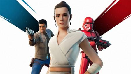 《Fortnite X Star Wars堡垒之夜X星球大战》4K高清壁纸高端桌面精选 3840x2160