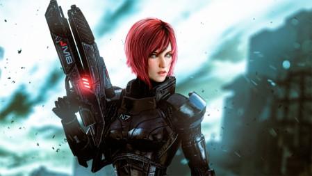 《质量效应(Mass Effect)》2020 4K高清游戏壁纸高端桌面精选 3840x2160