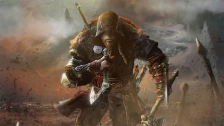 狂战刺客《刺客信条:英灵殿(Assassin's Creed Valhalla)》2020 4K游戏高清壁纸高端桌面精选 3840x2160