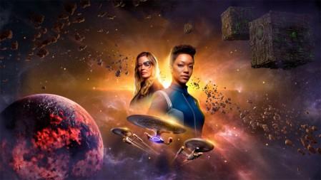 《星际迷航在线》(Star Trek Online) 4K高清游戏壁纸高端桌面精选 3840x2160