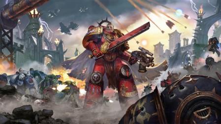 《战锤40K永恒远征-Warhammer 40,000Eternal Crusade》战场 4K高清壁纸高端桌面精选 3840x2160