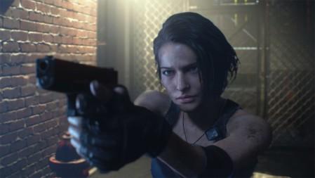 《生化危机3重制版(Resident Evil 3)》Jill Valentine吉尔·瓦伦蒂安 4k游戏高清壁纸百变桌面精选 3840x2160