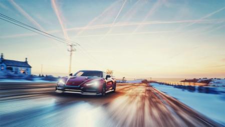 《极限竞速地平线4 Forza Horizon 4》4K高清壁纸高端桌面精选 3840x2160
