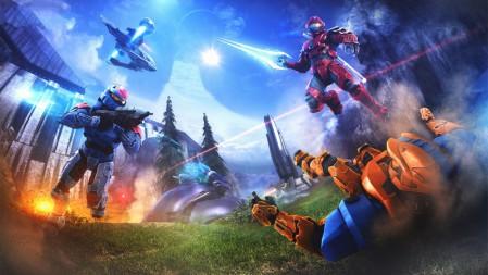 《光环(Halo)》 4K游戏高清壁纸高端桌面精选 3840x2160