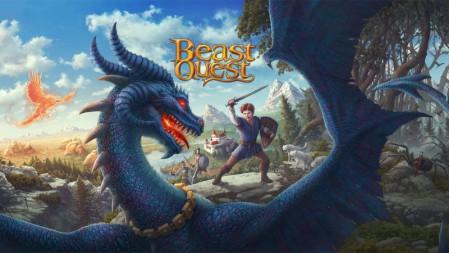 《追击野兽(Beast Quest)》官方宣传5k高清壁纸高端桌面精选 3840x2160