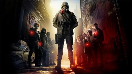《全境封锁2(The Division 2 ) 》宣传海报 4K游戏高清壁纸高端桌面精选 3840x2160