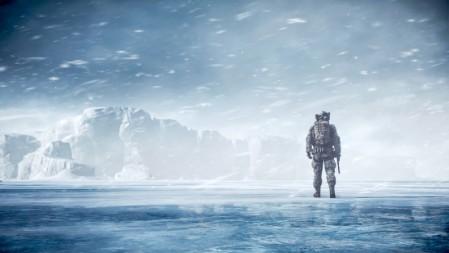 《battlefield4-战地4》雪地 雪山 下雪 人 4K高清壁纸高端桌面精选 3840x2160