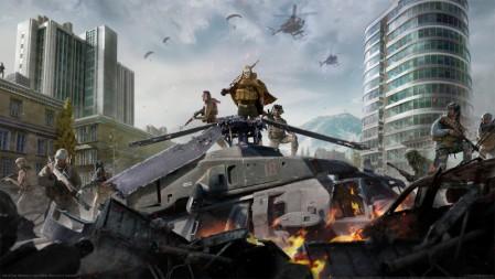 《call of duty warzone 使命召唤战区》 4K高清壁纸高端桌面精选 3840x2160