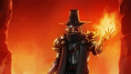 《战锤40k审判官殉道者(Warhammer 40,000Inquisitor-Martyr)》4k油画壁纸高端桌面精选 3840x2160