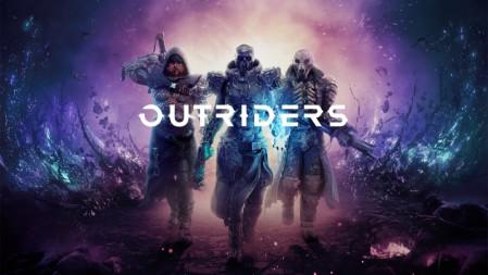 《先驱者Outriders》三个 外星人 4K游戏壁纸高端桌面精选 3840x2160