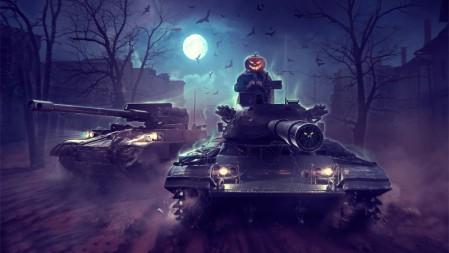 《坦克世界(World Of Tanks)》2020 4K高清游戏壁纸高端桌面精选 3840x2160
