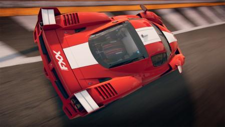 《超级房车赛GRID》红色赛车 4K高清壁纸高端桌面精选 3840x2160