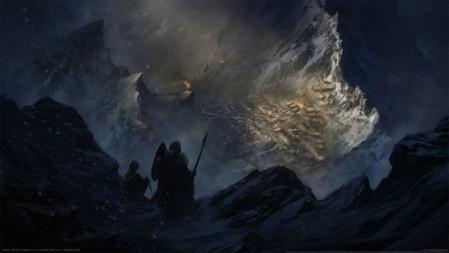 《维京人:人中之狼》 4K高清壁纸高端桌面精选 3840x2160