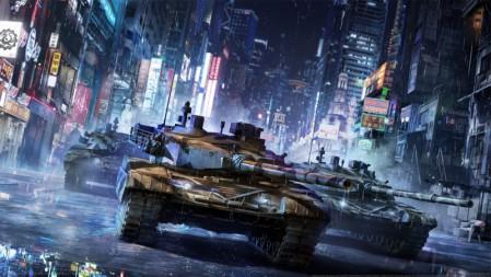 《装甲战争突击-Armored Warfare》 4K高清壁纸高端桌面精选 3840x2160