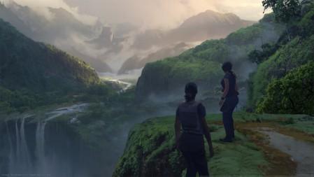 《神秘海域:失落遗产》 4K高清壁纸高端桌面精选 3840x2160