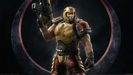 《雷神之锤:冠军/Quake Champions》 4K游戏高清壁纸高端桌面精选 3840x2160