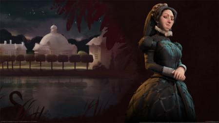 《Sid Meier's Civilization VI(文明6)》 4K游戏高清壁纸高端桌面精选 3840x2160