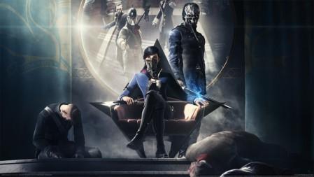 《羞辱2-Dishonored 2》王座 4K高清壁纸极品壁纸推荐 3840x2160