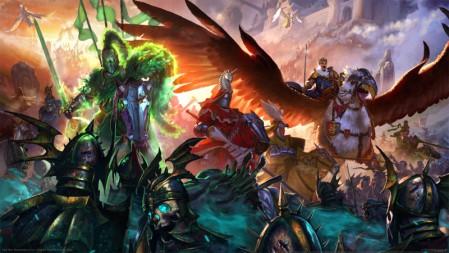 《全面战争:战锤2》 4K高清壁纸高端桌面精选 3840x2160