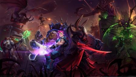 《风暴英雄(Heroes of the Storm)》 4K高清游戏壁纸高端桌面精选 3840x2160